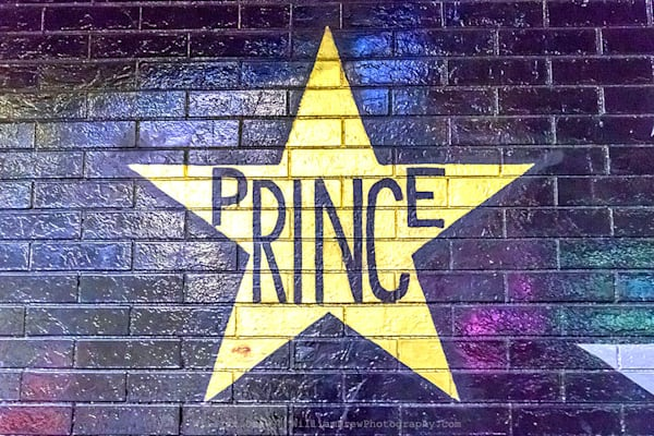 Prince First Avenue - Minneapolis Wall Murals | William Drew