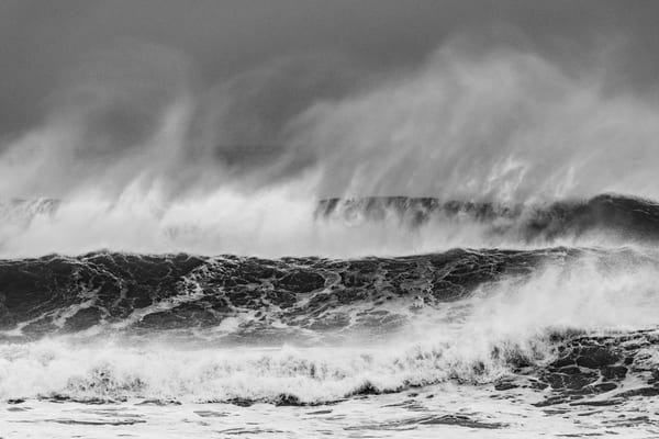Offshore Gale Photography Art | Kit Noble Photography