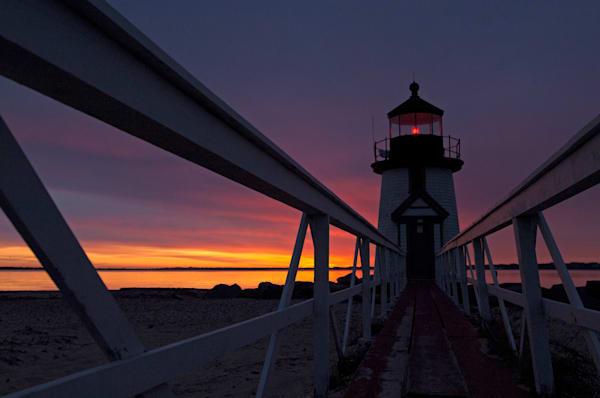 Sunrise Brant Point  Photography Art | Kit Noble Photography