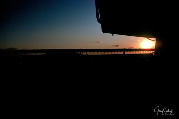 Harvest Sunset 17008