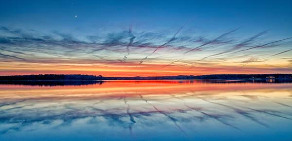 Sengekontacket Winter Reflections Photography Art | Michael Blanchard Inspirational Photography - Crossroads Gallery