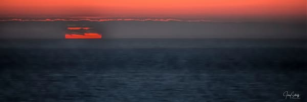 Waterline Sunset P 17573