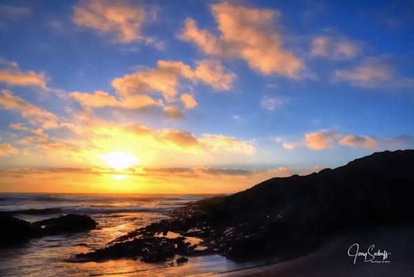Coast Sunset 17808