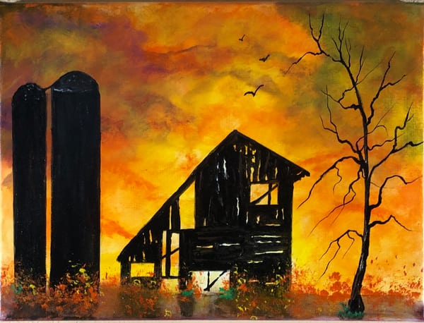 Days End Art | House of Fey Art