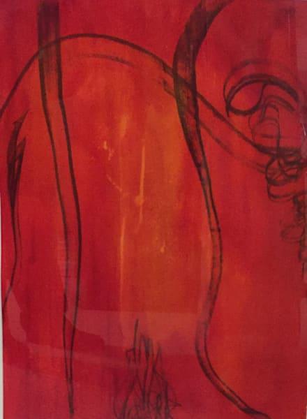 Bliss original artwork from Serenity series by artist Mark Witzling