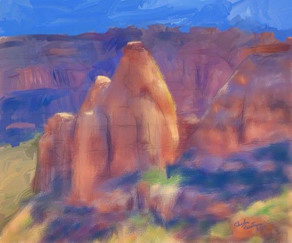 Colorado National Monument Art | chuckrenstrom.com