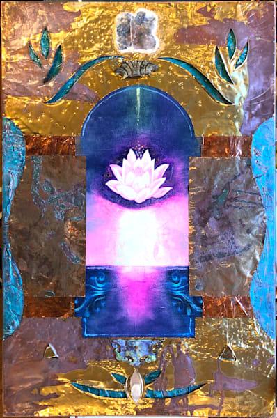 """Ocean Portal, 24x36""""   Big Vision Art + Design"""