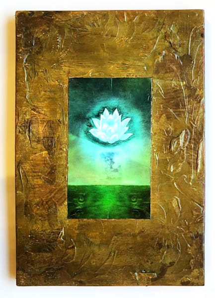 "The Generous Heart, 12x18""   Big Vision Art + Design"