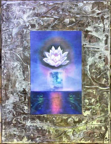"""Ocean Miracle, 18x24""""   Big Vision Art + Design"""