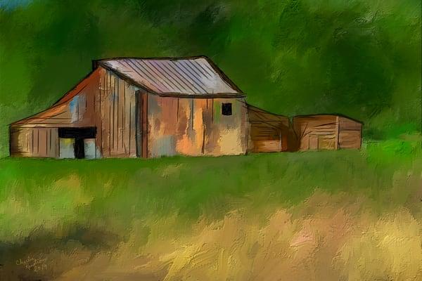 A Stalwart Witness Art | chuckrenstrom.com