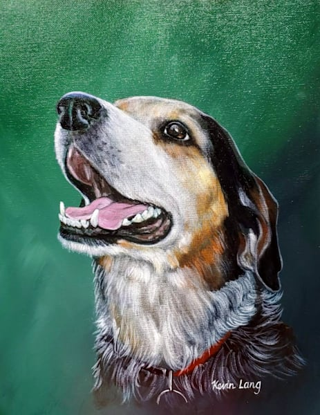 Abby | Kevin Lang Fine Art