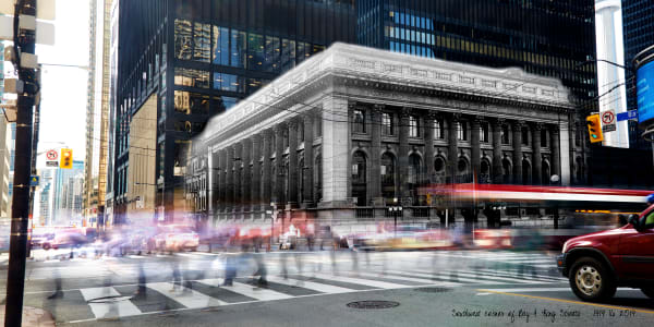 Past Present - Bank of Toronto