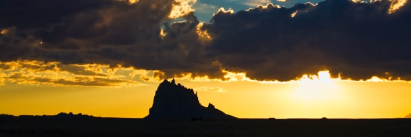 Shiprock At Sunset Photography Art | ePictureGallery