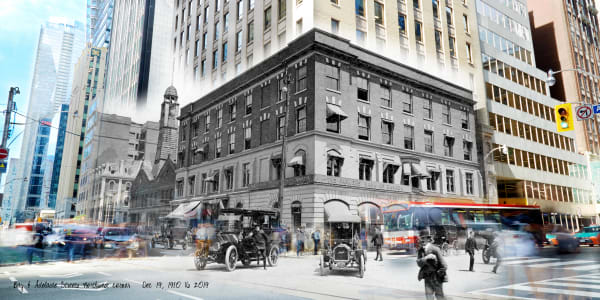 Past Present - Farmer's Bank of Canada