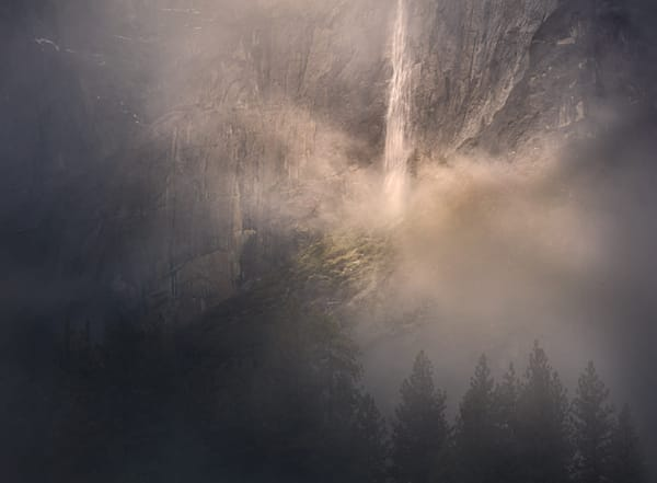 Heavenly Light | Yosemite Valley