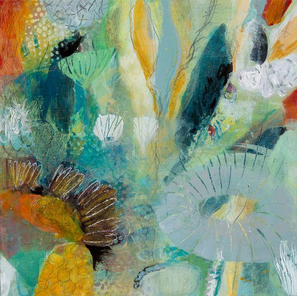Coral Three Art | Debbie Dicker - Art