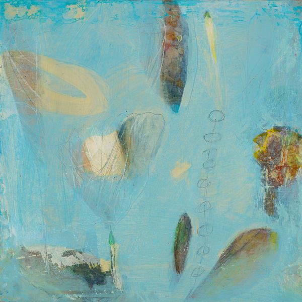 Peek Into The Sea Art | Debbie Dicker - Art