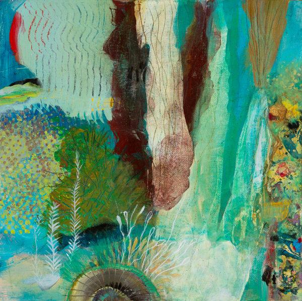 Coral Two Art | Debbie Dicker - Art