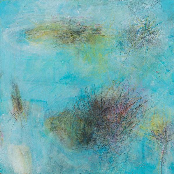Sea Scribbles  Art | Debbie Dicker - Art