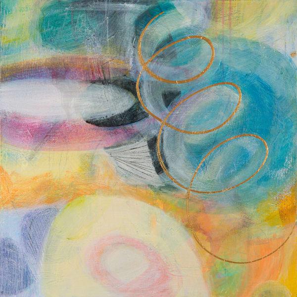 Spiral In The Reef Art | Debbie Dicker - Art