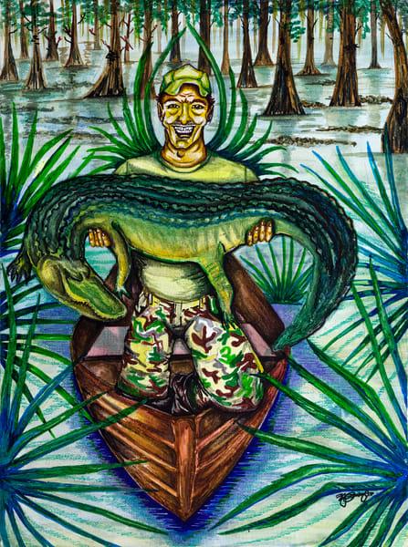 """""""Fleur De Boudreaux"""" Art   Jamila Art Gallery"""