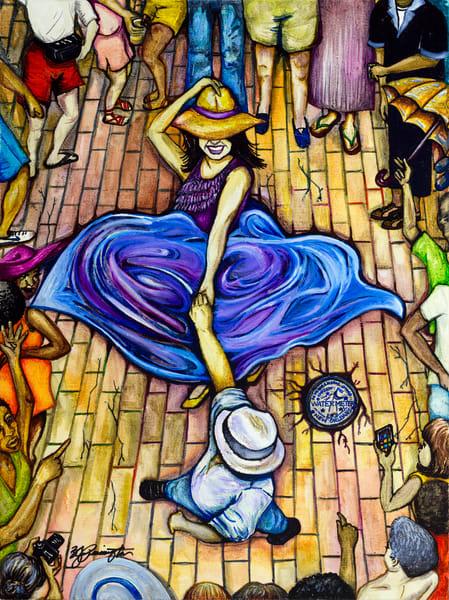 """""""Fleur De Fest"""" Art   Jamila Art Gallery"""