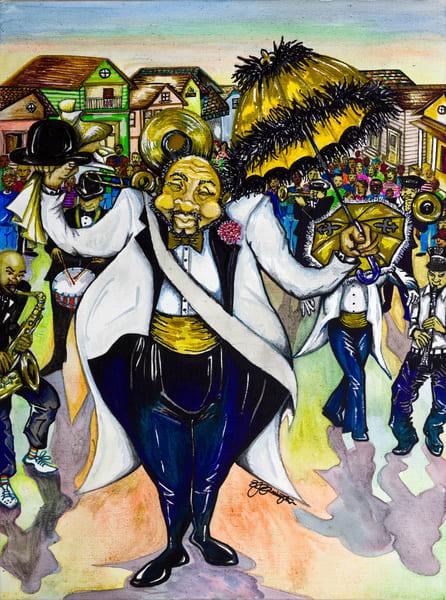 """Fleur De Line"" Art   Jamila Art Gallery"