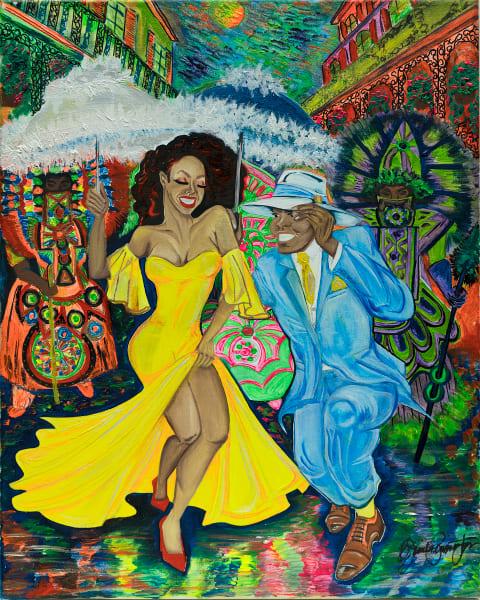 """Nola Love"" Art   Jamila Art Gallery"