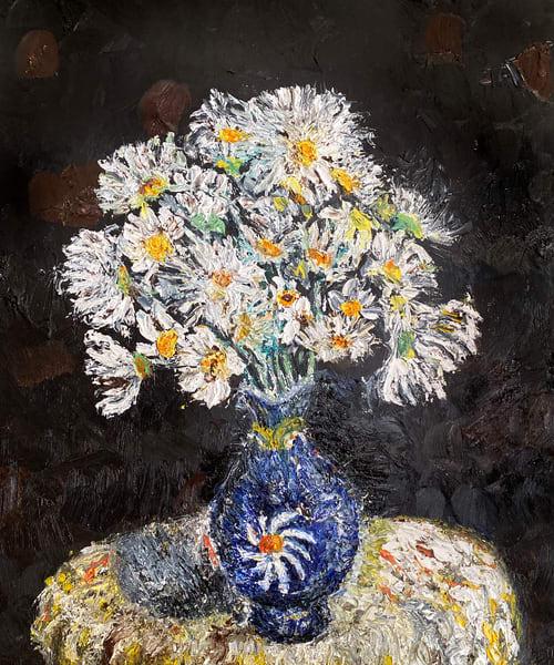 Daisies Art | Jenny McGee Art