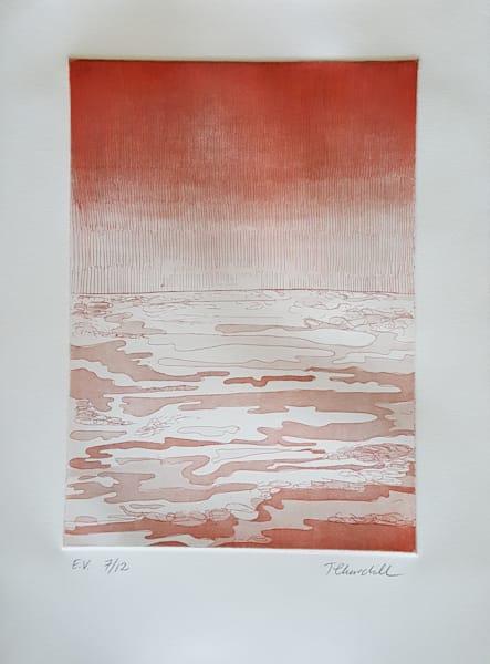 Horizon Ed. 7/12 Art | Trine Churchill