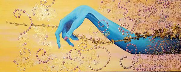 Reaching Limb Art | TAVolgenau