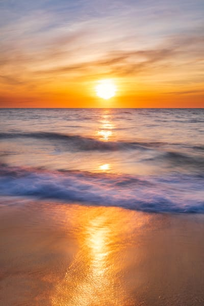 Dune Beach Sunrise