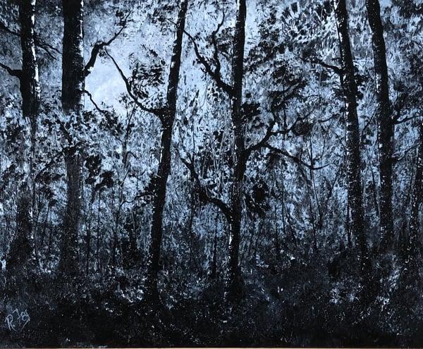Dark Forest Art | House of Fey Art