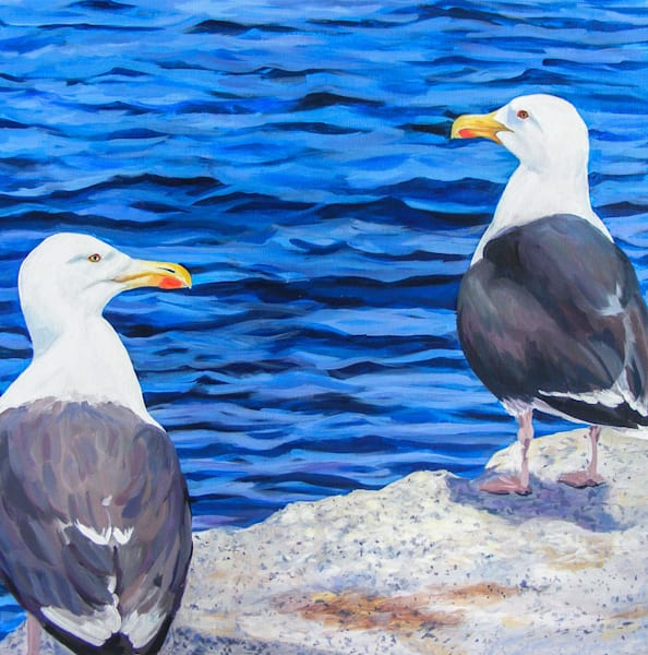 Two Gulls Art | capeanngiclee