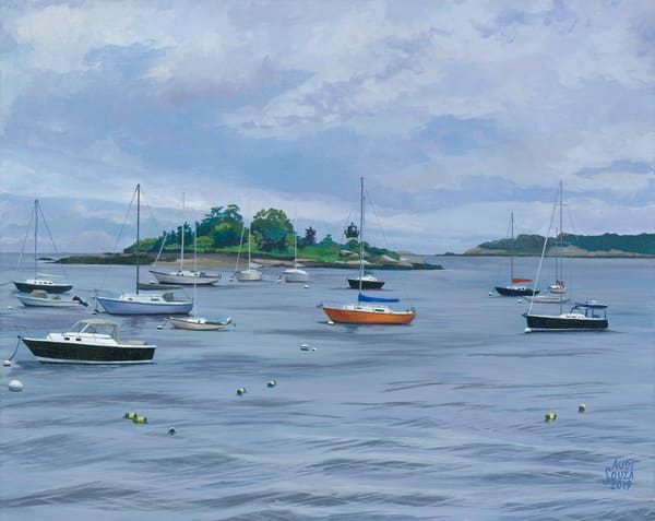 Ten Pound Island Boats Art | capeanngiclee