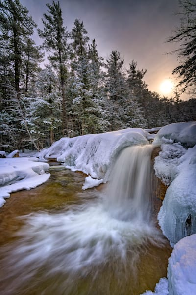 Winter at Diana's Baths | Shop Photography by Rick Berk