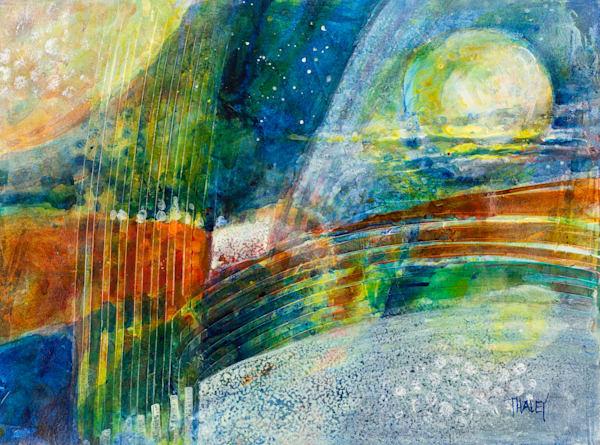 2 Moonz Art | Terrie Haley Artist