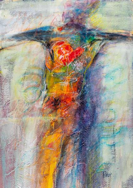 The Heart Of The Matter Art | Terrie Haley Artist