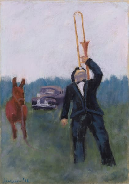Who's The Ass Art   capeanngiclee