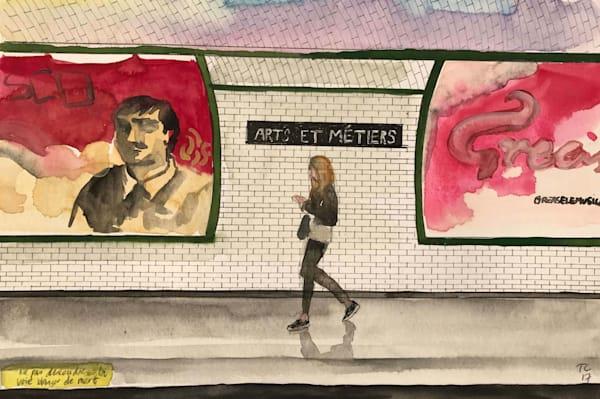 Arts Et Métiers Art | Trine Churchill