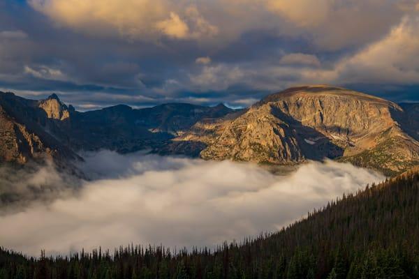 Photo of Terra Tomah & Hayden Spire in Rocky Mountain National Park Colorado