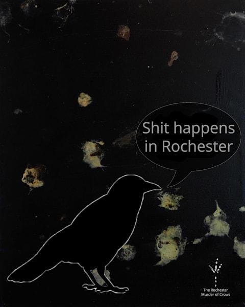 Crow Shit Happens