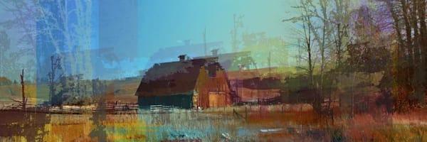 Peter Keefer - Dry Gulch Barn