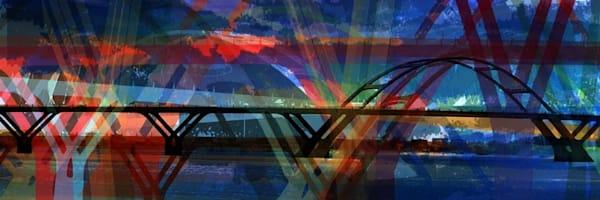 Peter Keefer - Waldport OR Bridge