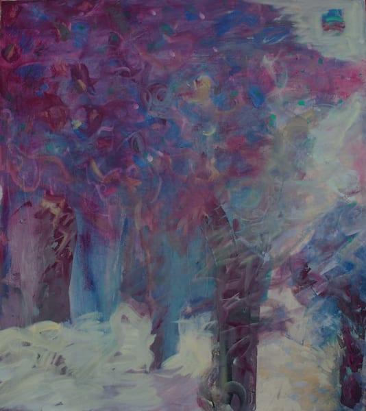 Miles To Go Before I Sleep  Art   All Together Art, Inc Jane Runyeon Works of Art