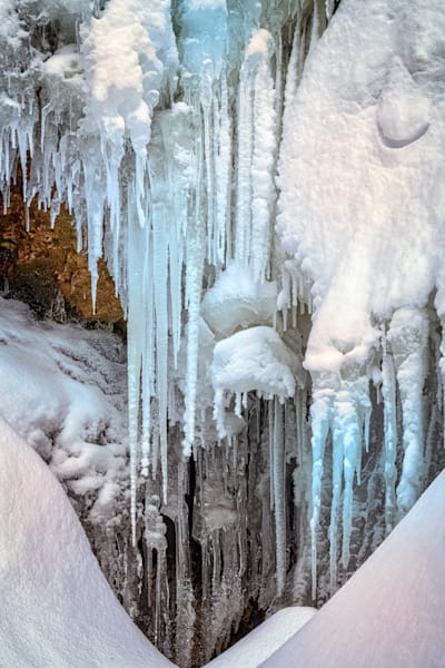 Icy Cascade | Shop Photography by Rick Berk