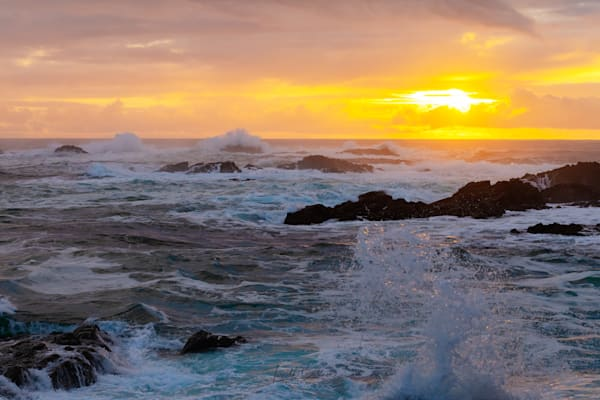Ucluelet Sunset No 1 | Terrill Bodner Photographic Art