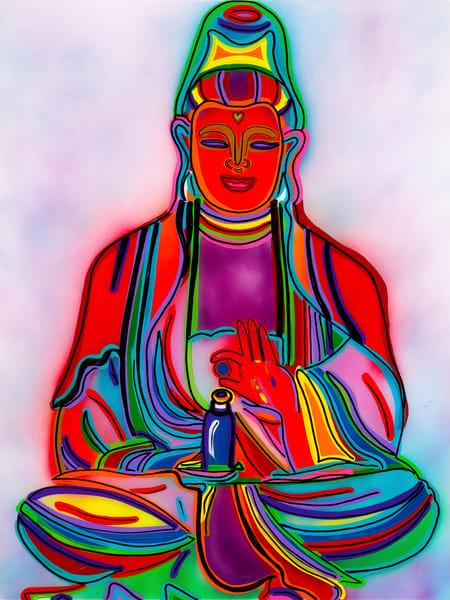 A Daily Mantra   Spiritual Art   JD Shultz Art