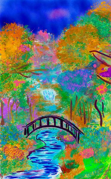 Stream of Conscious   Spiritual Art   JD Shultz Art