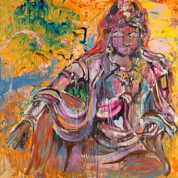 Wiser By The Day   Spiritual Art   JD Shultz Art